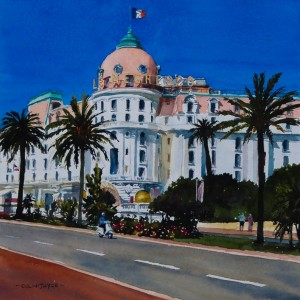 Le Negresco Hotel Nice France