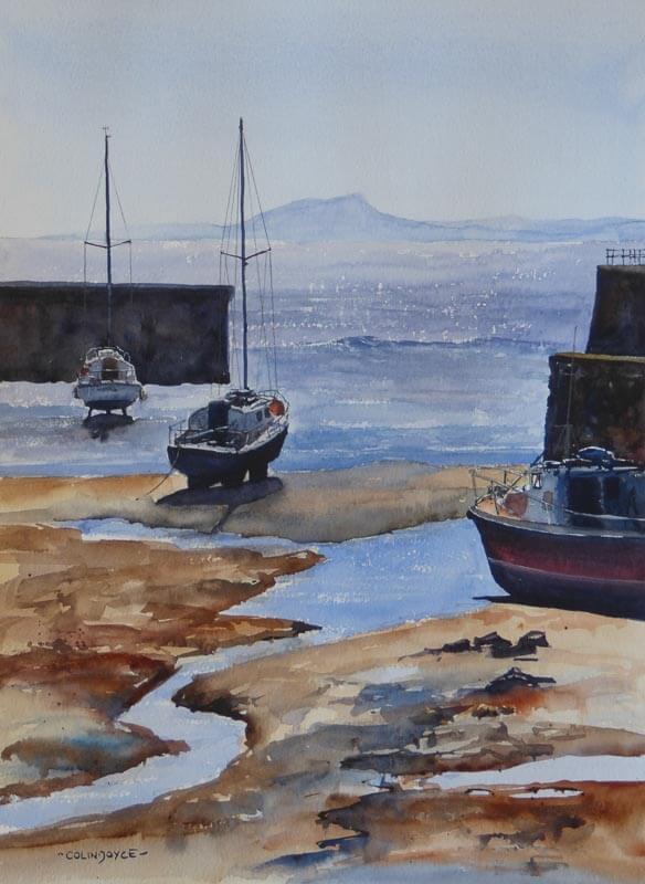 One Day Watercolour Workshop With Artist Colin Joyce