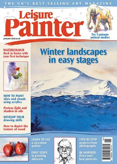 leisure painter cover january 2018