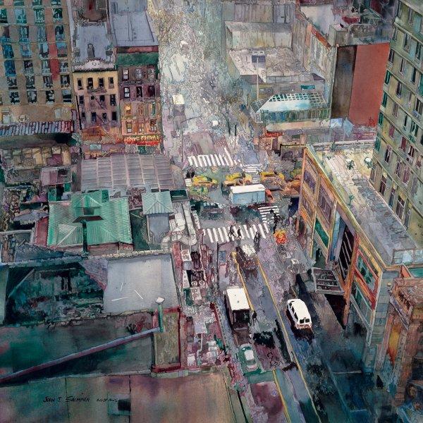 John Salminen - Gray Gotham