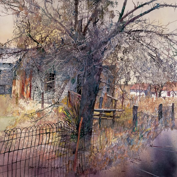 John Salminen - Kent, West Texas